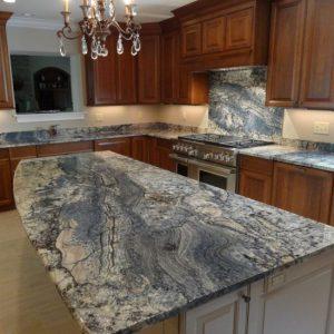 granit azuritte